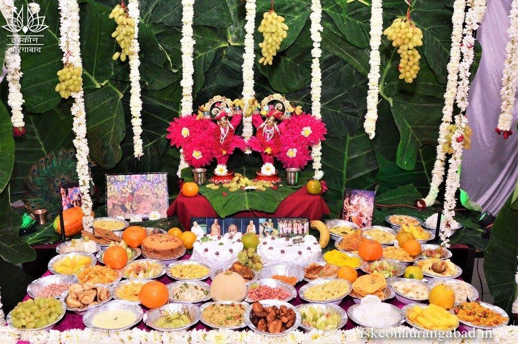 ISKCON Aurangabad Nityananda Trayodashi Festival 2019 13