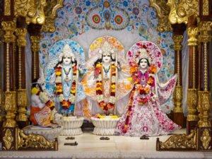 ISKCON Aurangabad Festival SRI_SRI_SITA_RAM_LAXMAN_HANUMAN