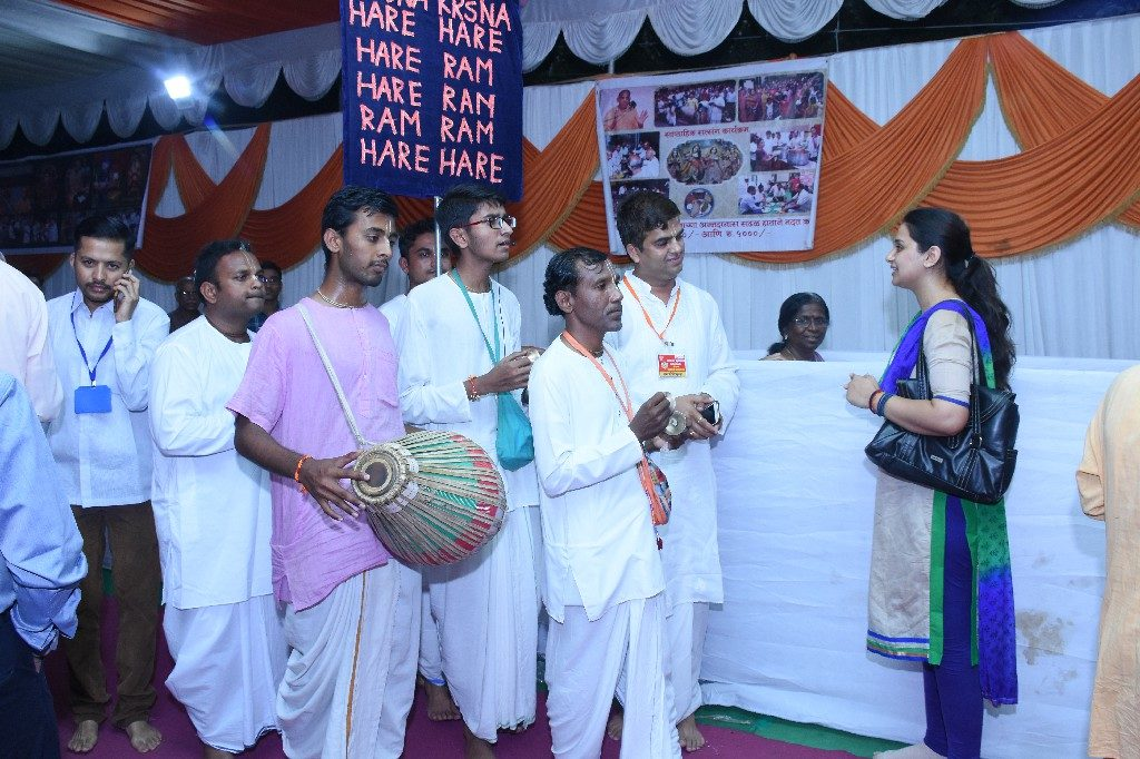 ISKCON Aurangabad Janmashtami Festival 2019 108