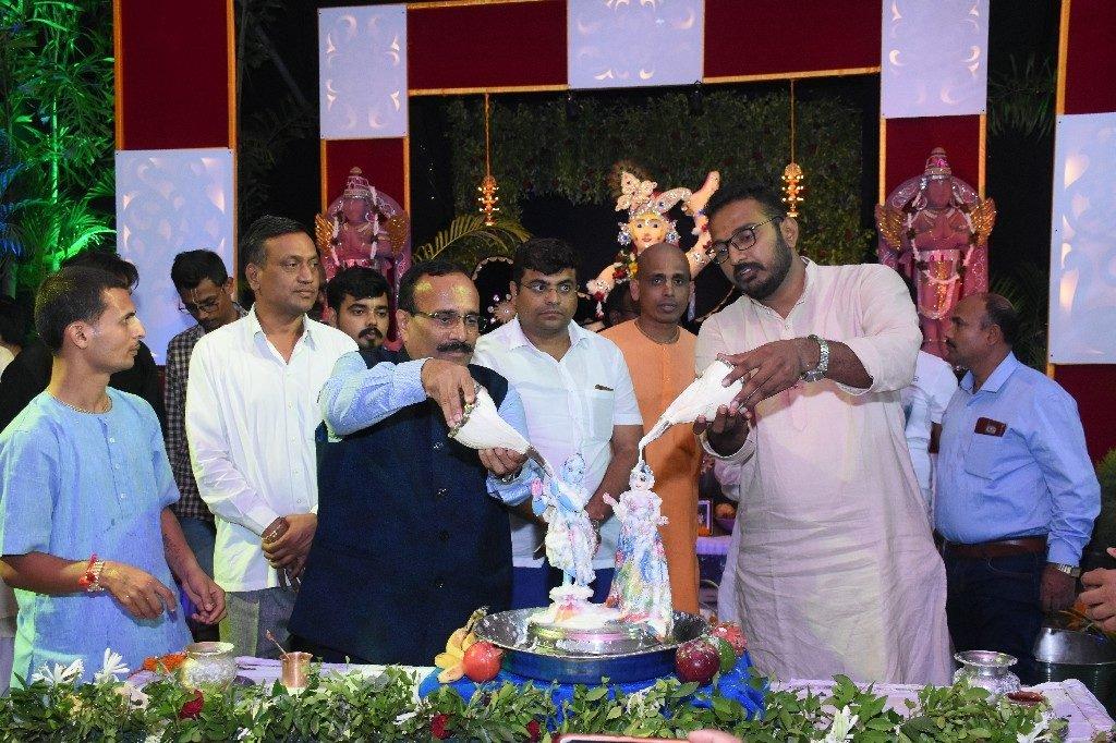 ISKCON Aurangabad Janmashtami 2019 61