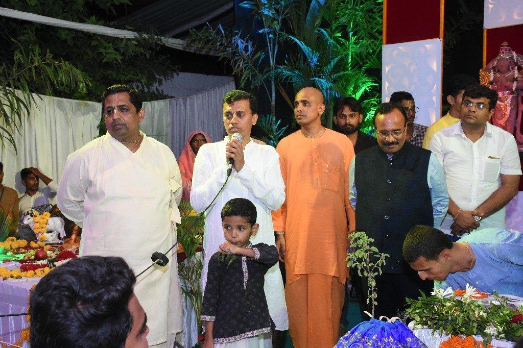 ISKCON Aurangabad Janmashtami 2019 63