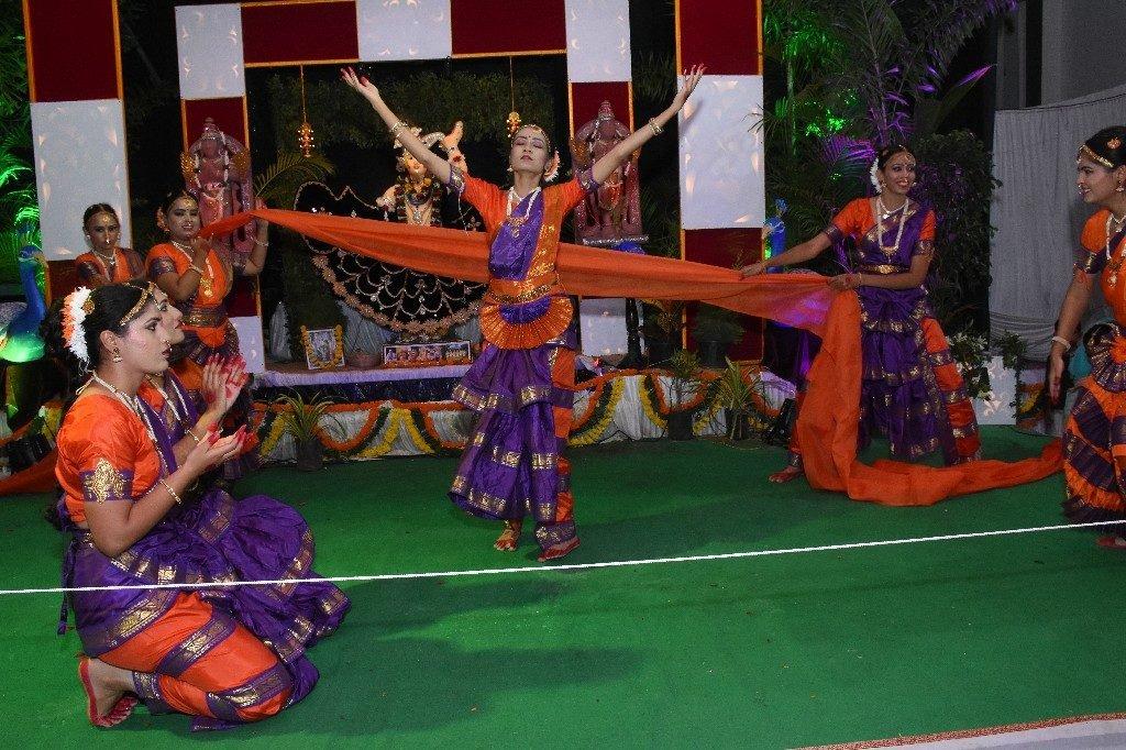 ISKCON Aurangabad Janmashtami 2019 41
