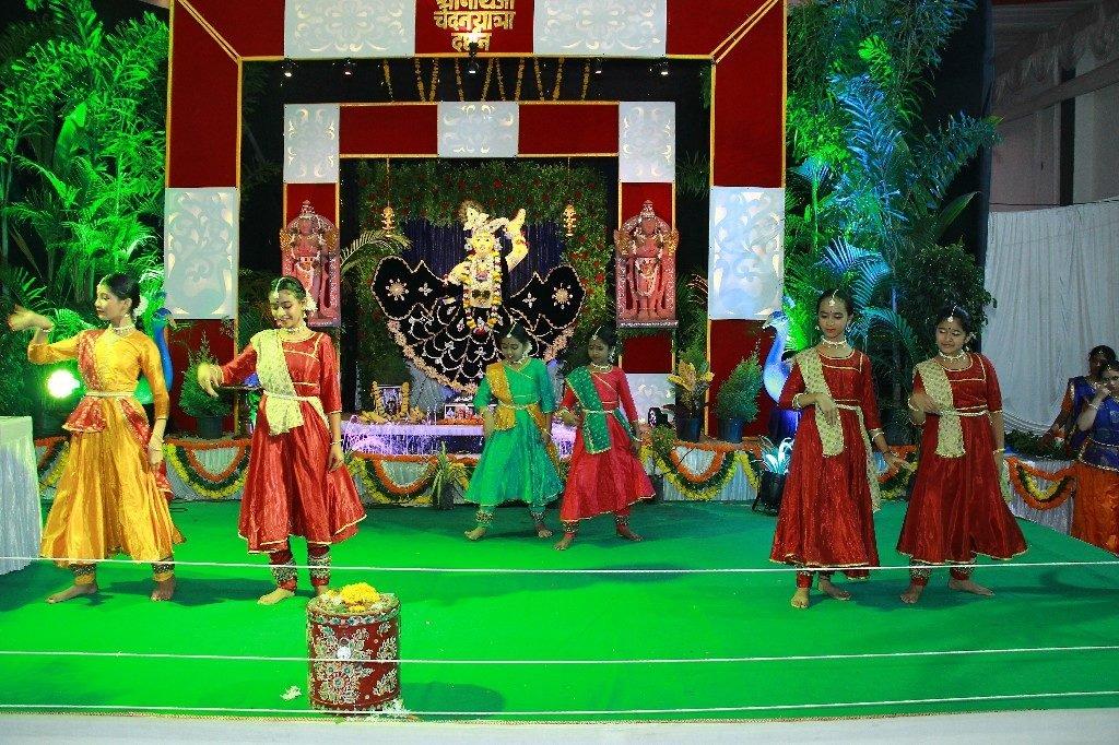 ISKCON Aurangabad Janmashtami 2019 22