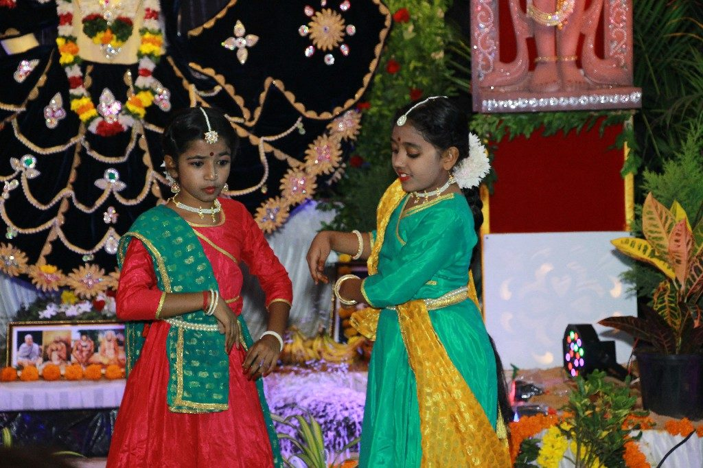 ISKCON Aurangabad Janmashtami 2019 20